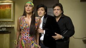 Lara Dutta N Ritesh Deshmukh N Govinda &#8211; Do Knot Disturb